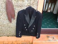 Dress kilt jacket 100% wool 40 regular