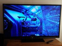 "Sharp Aquos 60"" LED tv"