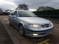 2004 SAAB 9-5 ESTATE 2.0 TURBO AUTOMATIC