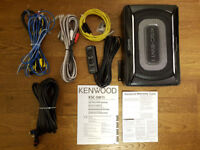 Kenwood Underseat Active Subwoofer KSC-SW11 150W