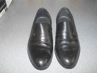 Black Men's Shoes Size 7