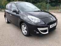 2010 Renault Scenic Dynamique TomTom lovely car
