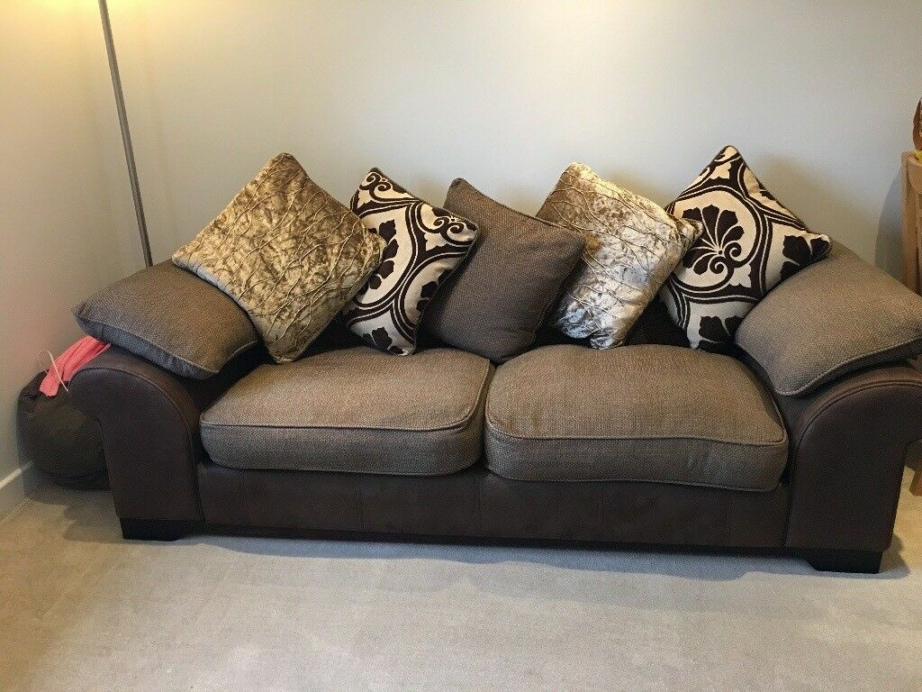 Large 3 Seater Sofa From Dfs For Sale In Christchurch
