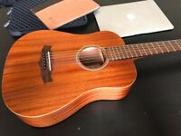 Tanglewood Premium Mahogany Acoustic guitar - Ideal for Beginners and Intermediates Easily played