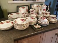 **COPY** of Royal Albert Old Country Roses Crockery, bone china