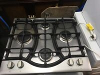 HOTPOINT GAS FOUR RING HOB