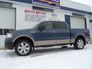 2006 Ford F-150 Lariat LEATHER SUNROOF