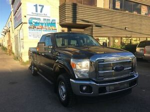 2013 Ford F-250 XLT Extended Cab Short Box 4X4 Gas