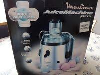 Moulinex Whole fruit Juicer Model JUS00815