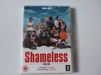 Shameless DVD, Series One