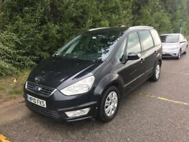 FORD GALAXY 2.0 TDCI AUTO BLACK ZETEC 7 SEATER