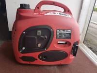 Portable petrol generator 720W never used
