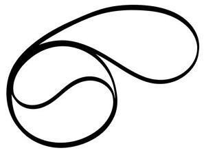 2-courroies-d-039-entrainement-en-caoutchouc-plateau-tournant-pour-toutes-les-platines-Linn