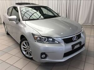 2012 Lexus CT 200h Touring Package: 1 Owner, Hybrid.