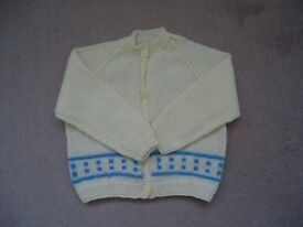 BOYS BRAND NEW CARDIGAN