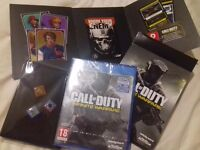 Ps4 infinite warfare limited package new & sealed / pay-pal / secure postage.