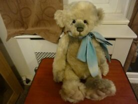 charlie bear limited edition MILTON