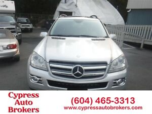 2007 Mercedes-Benz GL-Class 7 passenger seating