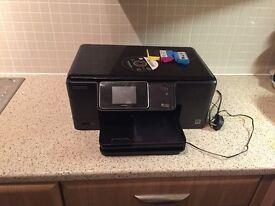 HP Photosmart Plus B210 All-in-One Inkjet Printer