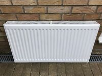 Double Central Heating radiator, 900W x 500H, VGC.