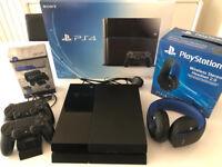 PS4 Bundle - boxed