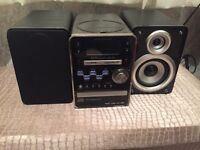 CD, Radio & iPod/iPhone Player