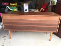 Retro Record player Radiogram
