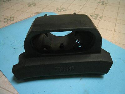 90 Yamaha Phazer 485 Snowmobile Handlebar Pad Gauge Pod Pad Cover 88 89