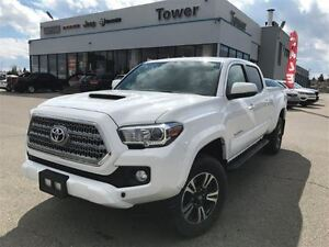 2016 Toyota Tacoma TRD Sport- RUNNING BOARDS, TONNEAU COVER