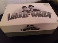 Laural and hardy 21 dvd box set