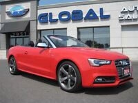 2014 Audi S5 ONLY 4000 KM  ALMOST NEW