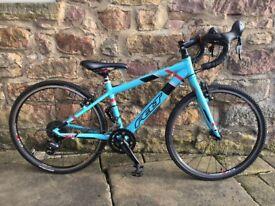 "Felt F24X Cyclocross 24"" bike"