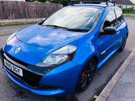 *2010* RENAULTSPORT CLIO CUP LUX EDITION 2.0 VVT 70,000 MILES MAY PX