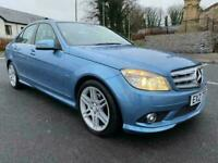 2011 MERCEDES C220 CDI SPORT BLUEEFFICIENCY ONLY 90K SERVICE HISTORY EXCELLENT CONDITION
