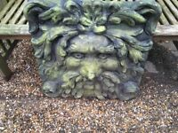 The Green Man - Solid Stone