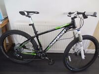 Unused Boardman Team 650b mountain bike