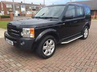 2007 LAND ROVER DISCOVERY 2.7 TDV6 SE
