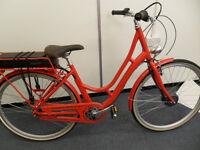 Raleigh Spirit E Electric Ladies Bike Brand New Unused Ex Display Full Guarantee
