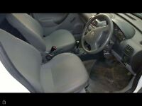 54 Vauxhall combo 1 years mot spares or repairs