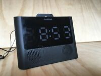 Azatom iRISE Radio alarm speaker with lightening dock