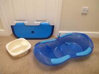 Baby bathing bundle