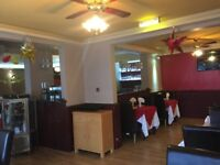 Restaurant For Sale, Excellent Location- £75000
