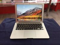 MACBOOK AIR 13inch 1.4GHZ i5 4GB RAM 128SSD [2014] collection from shop L864