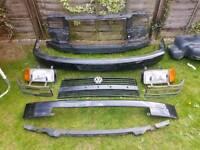 VW T4 Transporter Breaking