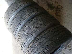 Four 185-65-14 tires $100.00