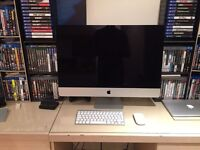 "Imac 27"" late 2012 model Excellent condition 3.4Ghz 8GB RAM 2GB Graphics"