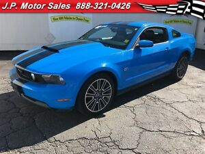 2010 Ford Mustang GT, 5-Speed Manual, v8 4.6L, Heated Seats