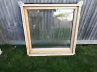 Large Velux window