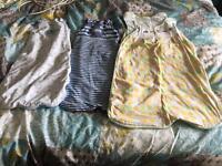 3x Baby Sleeping Bags
