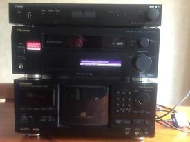 Audio equipment for ideal for club/pub